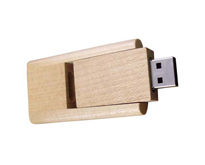 Wood USB flash drive H914